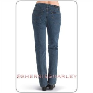 Plus 18 Tall Harley-Davidson BootCut Mid-Rise Jean